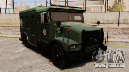Military Enforcer pour GTA 4