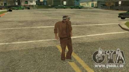 Kelly, peau de GTA Vice City Beta pour GTA San Andreas