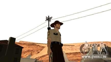 Rick Grimes pour GTA San Andreas