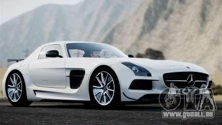 Mercedes-Benz SLS AMG Black Series 2014 für GTA 4