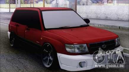 Subaru Forester Hellaflush für GTA San Andreas