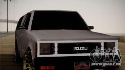 Isuzu KB pour GTA San Andreas