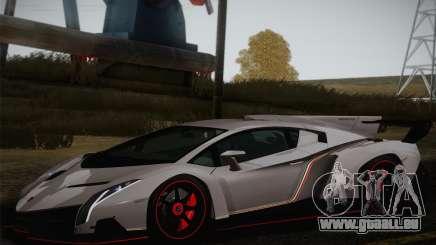 Lamborghini Veneno LP750-4 2013 für GTA San Andreas