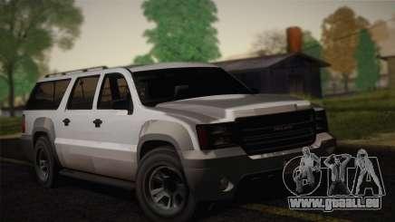 Granger zivilen von GTA 5 für GTA San Andreas