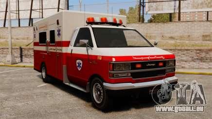 Ambulance iranienne pour GTA 4