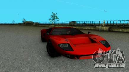 Ford GT40 MkI 1965 für GTA Vice City