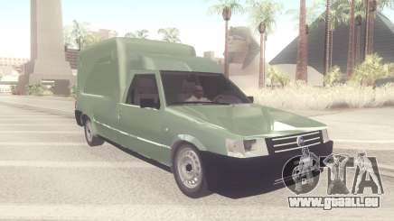 Fiat Fiorino Fire 07 pour GTA San Andreas