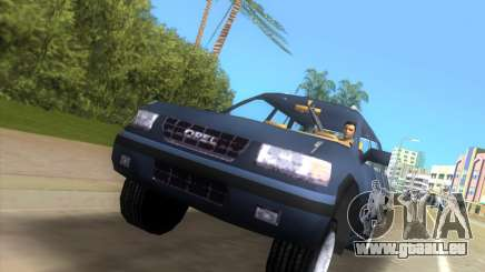 Opel Frontera pour GTA Vice City