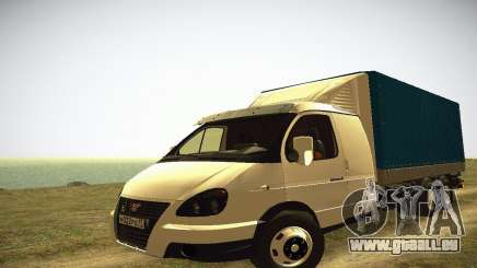Gazelle 33023 lourd pour GTA San Andreas