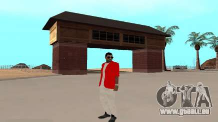 Kaney West pour GTA San Andreas