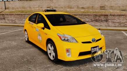 Toyota Prius 2011 Adelaide Independant Taxi pour GTA 4