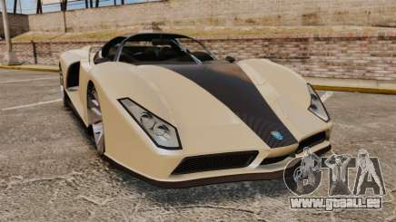 GTA V Grotti Cheetah pour GTA 4