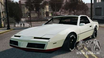 Pontiac Trans Am 1982 Beta v0.1 pour GTA 4