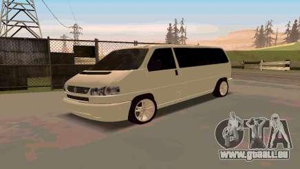 Volkswagen T4 pour GTA San Andreas