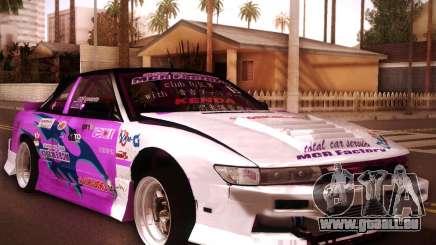 Nissan S13 Burst pour GTA San Andreas