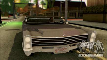 Cadillac Deville Lowrider 1967 pour GTA San Andreas