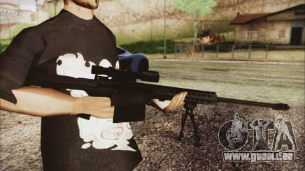 Barrett M82 pour GTA San Andreas