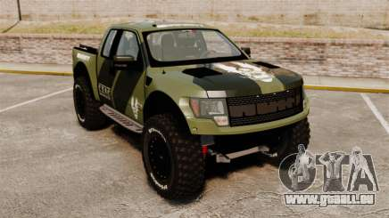 Ford F150 SVT 2011 Raptor Baja [EPM] pour GTA 4