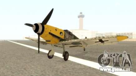 Bf-109 G6 v1.0 pour GTA San Andreas