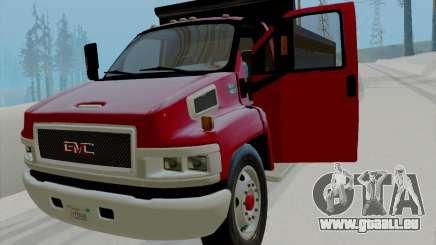 GMC C4500 Topkick pour GTA San Andreas