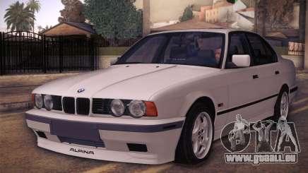 BMW E34 Alpina pour GTA San Andreas