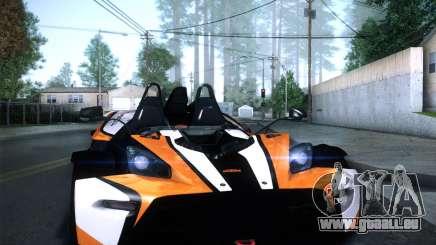 KTM Xbow R für GTA San Andreas