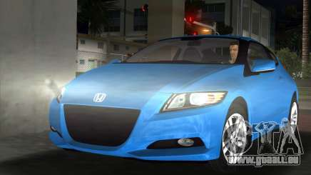Honda CR-Z 2010 für GTA Vice City