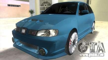 Seat Ibiza GT für GTA Vice City