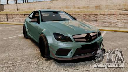 Mercedes-Benz C63 AMG für GTA 4