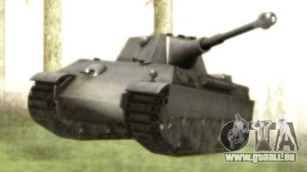 Pzkpfw V Panther II für GTA San Andreas