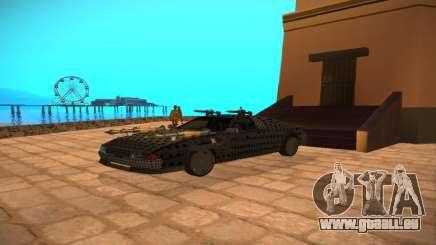Cheetah Zomby Apocalypse pour GTA San Andreas