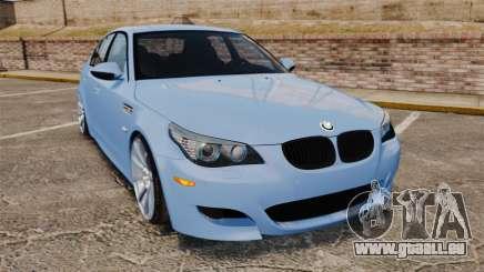 BMW M5 2009 pour GTA 4