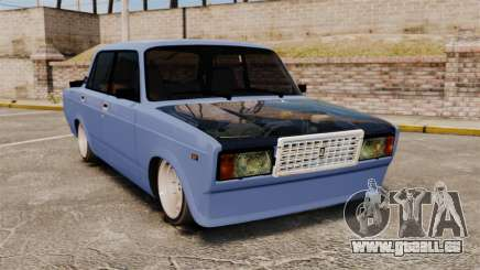 LADA 2107 Time Attack Racer pour GTA 4