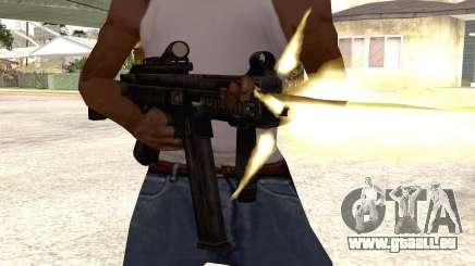 UMP 45 für GTA San Andreas