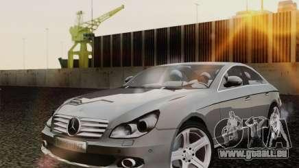 Mercedes-Benz CLS500 für GTA San Andreas