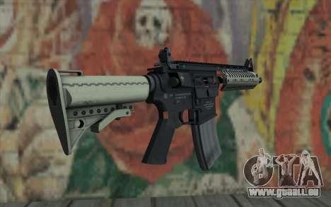 VLTOR SBR 5.56 no Sight pour GTA San Andreas deuxième écran
