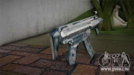 MP5K für GTA San Andreas zweiten Screenshot