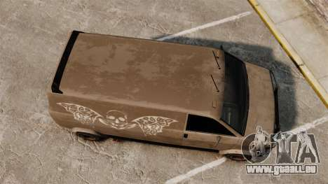 GTA IV TLAD Gang Burrito für GTA 4 rechte Ansicht