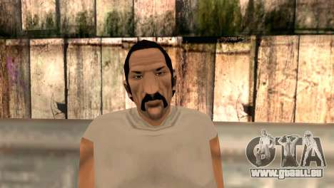 Umberto Robina pour GTA San Andreas troisième écran