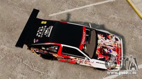 Toyota Corolla GT-S AE86 [EPM] Reimu Hakurei pour GTA 4 est un droit