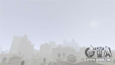 Météo Australie pour GTA 4 cinquième écran