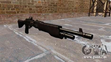 Tactique fusil de chasse Franchi SPAS-12 pour GTA 4