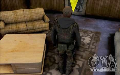 COO-COO de Crysis 3 pour GTA San Andreas troisième écran