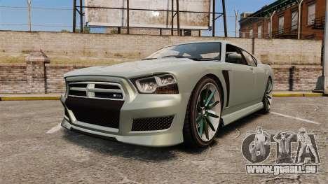 GTA V Bravado Buffalo STD8 pour GTA 4