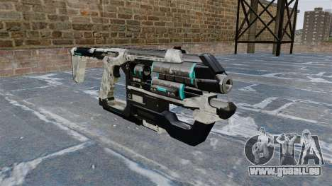 Crysis 2-mitraillette pour GTA 4