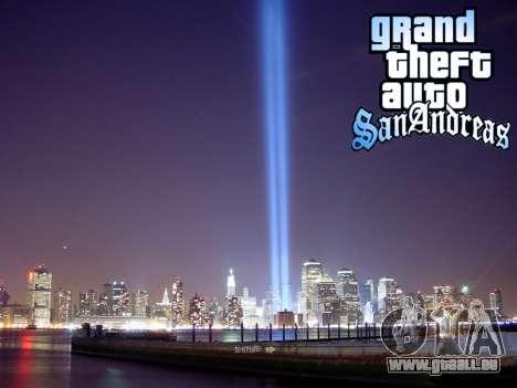 Loadscreens New-York pour GTA San Andreas sixième écran
