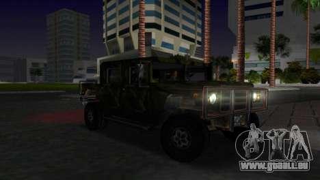 Russische Patriot Textur für GTA Vice City zurück linke Ansicht