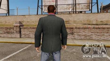 Veste-Tommy Vercetti- pour GTA 4 secondes d'écran