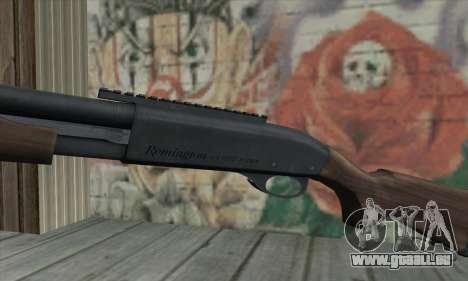 Remington 870 für GTA San Andreas dritten Screenshot