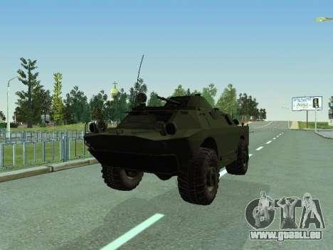 BRDM-2 für GTA San Andreas